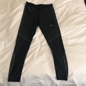 Women's Nike Reflective Leggings Size Medium